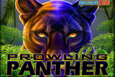 Prowling Panther Slot Logo
