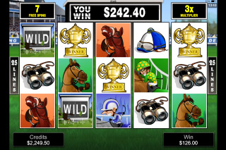Sure Win Mobile Slot Free Spin Games