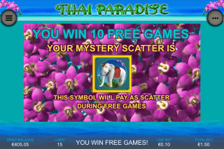 Thai Paradise Mobile Slot Free Games Win