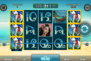 Thai Paradise Mobile Slot Free Spins