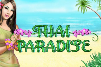 Thai Paradise Mobile Slot Logo