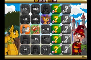 Troll's Tale Slot Bonus Games