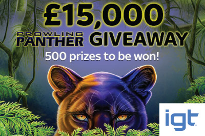 Win Your Share of 15K Playing A Brand New IGT Slot