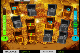 Ali Baba Mobile Slot Free Spins Treasure Chests