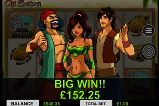 Ali Baba Slot Big Win