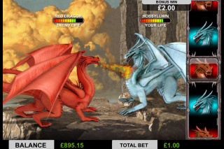 Dragon Slot Mobile Slot Bonus Fight