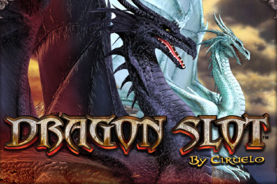 Dragon Slot Mobile Logo