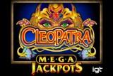 MegaJackpots Cleopatra Mobile Slot Logo