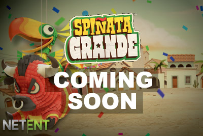 New NetEnt Spinata Grande Slot Out in March 2015