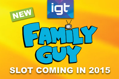 New IGT slot coming in 2015. Are you ready for it?