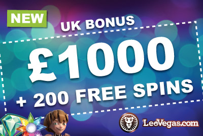 Grab Your Brand New UK Mobile Casino Bonus Today