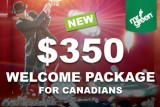 $350 New Mr Green Mobile Casino Canada Bonus Offer