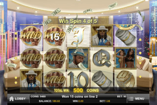 Pimped Mobile Slot Free Spins