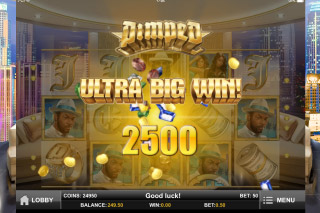 Pimped Mobile Slot Ultra Big Win