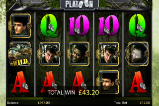 Platton Mobile Slot Win