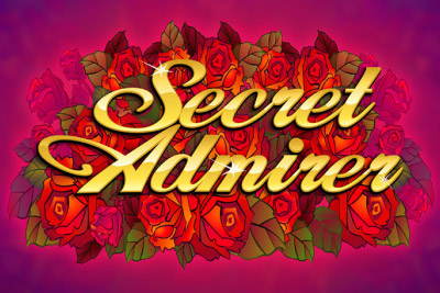 Secret Admirer Mobile Slot Logo