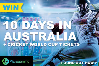 Win Cricket World Cup Tickets & A Trip to Australia