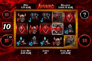 Akaneiro Mobile Slot Free Spins