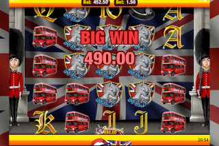 Best of British Mobile Slot Big Win