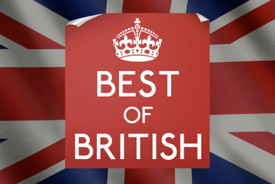 Best of British Mobile Slot Logo