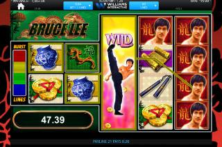 Bruce Lee Slot Wild