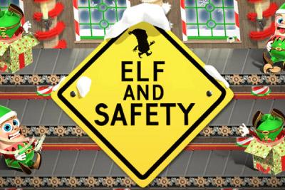 Elf & Safety Slot Logo