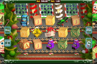 Elf & Safety Slot Screenshot