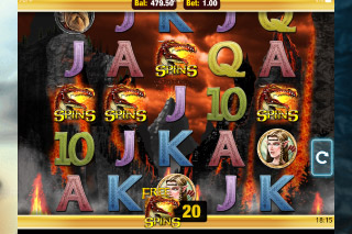 Heroic Slot Free Spins