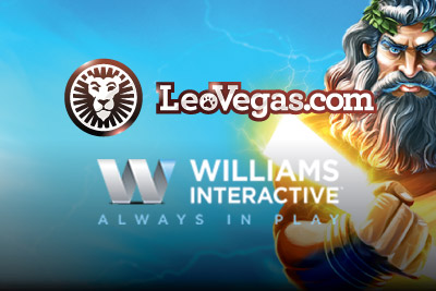 New WMS Casino as Leo Vegas add their Slots & Games