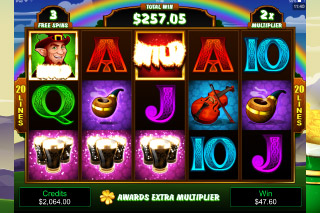 Lucky Leprechaun Mobile Slot Free Spins