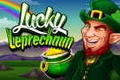 Lucky Leprechaun Mobile Slot Logo