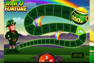 Lucky Leprechaun Slot Trail O Fortune