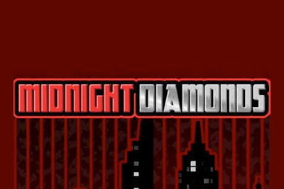 Midnight Diamonds Slot Logo
