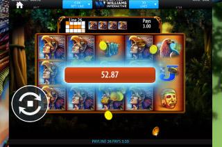 Montezuma Slot Win
