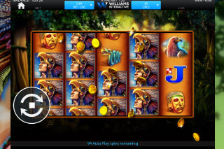 Wilds & free spins in Montezuma slot, enjoy at Casumo