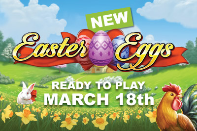 New Easter Eggs Slot Game Coming Out in Time for Easter 2015