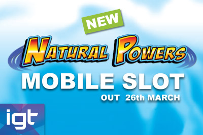 Get Ready to Play the New IGT Mobile Slot Out 26th March 2015