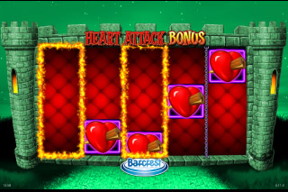 Ooh Ahh Dracula Heart Attack Bonus