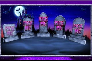 Ooh Ahh Dracula Pick Me Bonus