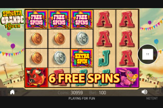 Spinata Grande Free Games
