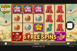 Spinata Grande Free Games