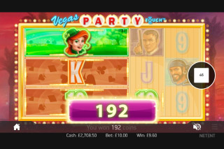 Vegas Party Mobile Slot Duplicate Reels