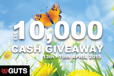 Win Your Share of the 10K Casino Cash Giveaway