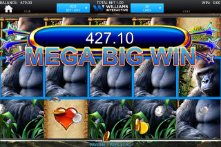 Amazon Queen Mobile Slot Mega Big Win