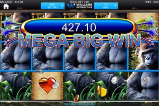 Amazon Queen Mobile Slot Mega Big Win