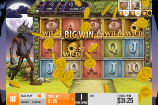 Big Bad Wolf Mobile Slot Free Spins