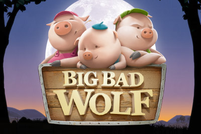 Big Bad Wolf Mobile Slot Logo