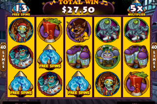 Boogie Monsters Mobile Slot Free Spins