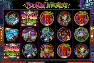 Boogie Monsters Mobile Slot Reels