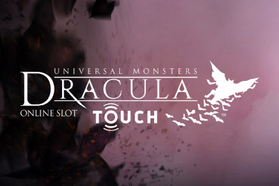 Dracula Touch Mobile Slot Logo